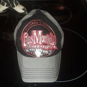 authentic Gas Monkey Garage Vintage look ball hat